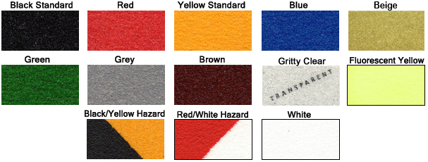 Safety Grip Anti-Slip Anti-Skid Tape Colors