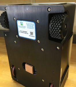 BOT-3000E slip tester underside