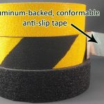 Coarse Conformable Non-Skid Tapes