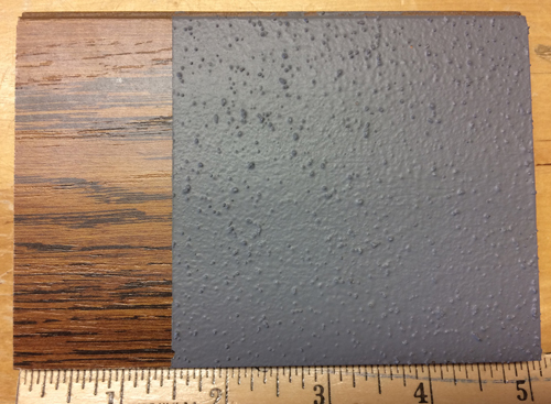 FlexDuraCote Anti-Skid Paint sample
