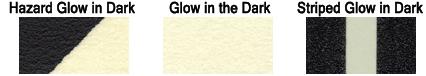 Glow-in-the-Dark Anti-Slip Floor Tape