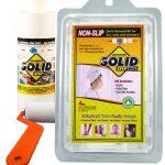 SolidStepCote anti-slip floor coating kit