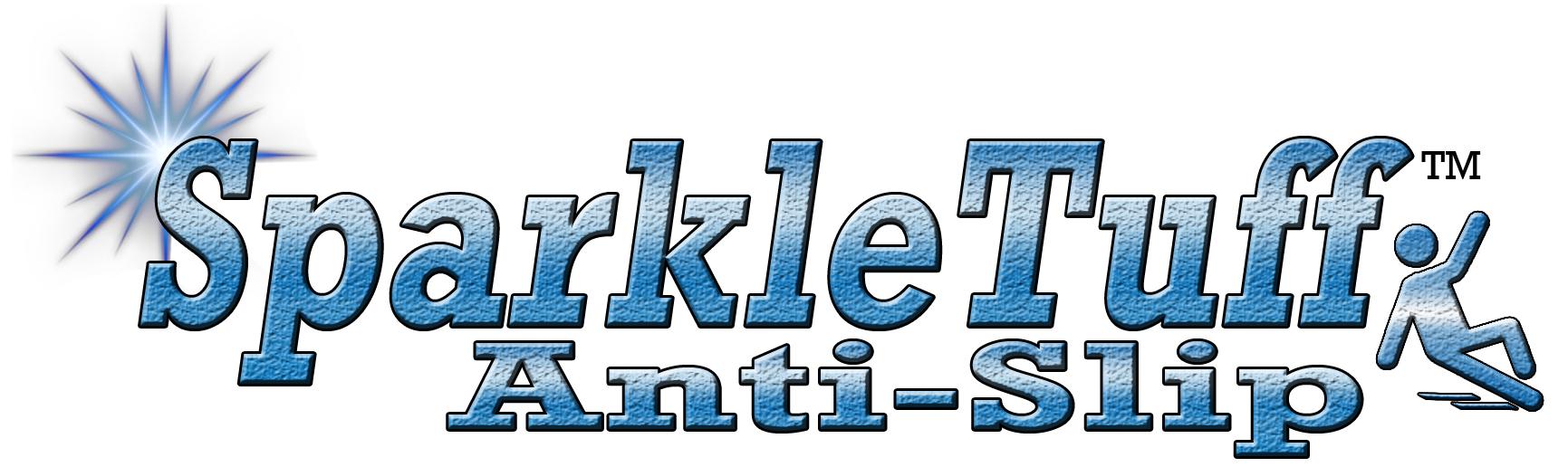 SparkleTuff Anti-Slip Floor Coating - Glossy