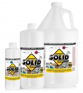 SolidStepCote Abrasive Floor Coating Sizes